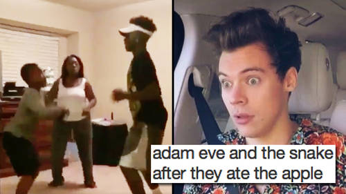 The funniest One Direction 'Act My Age' Vine dance memes