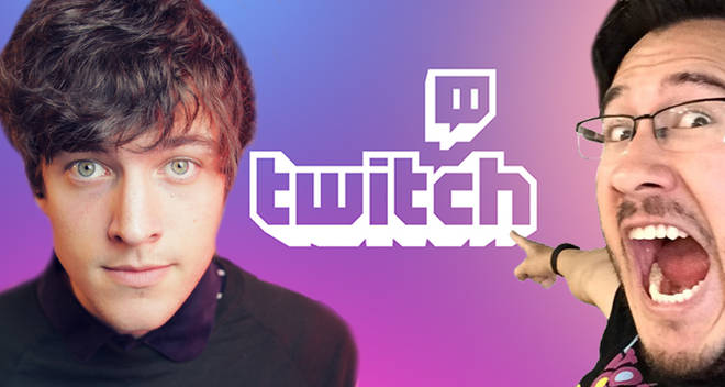 YouTubers on Twitch