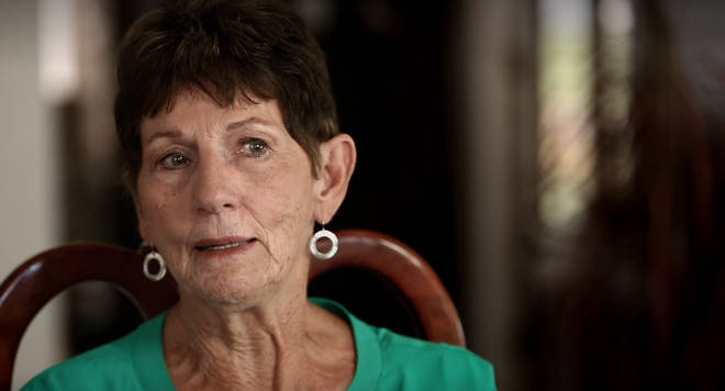 Mary Ann Broberg in Netflix's Abducted In Plain Sight