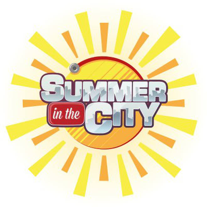 Summer In The City Logo
