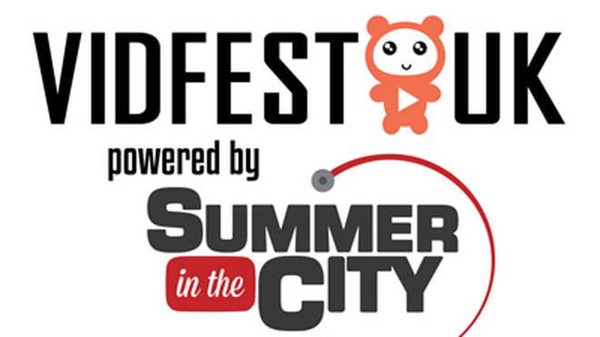 VidFest logo