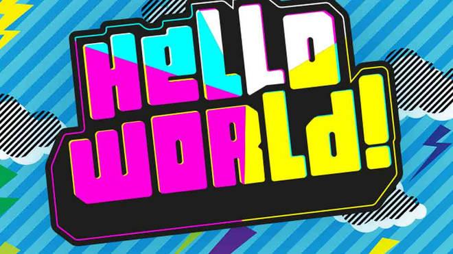 Hello World Live logo
