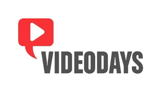 VideoDays logo