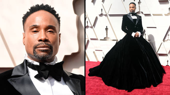 Billy Porter's tuxedo dress on the Oscars red carpet has an amazing backstory
