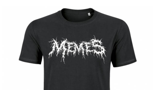 PopBuzz Memes T-Shirt