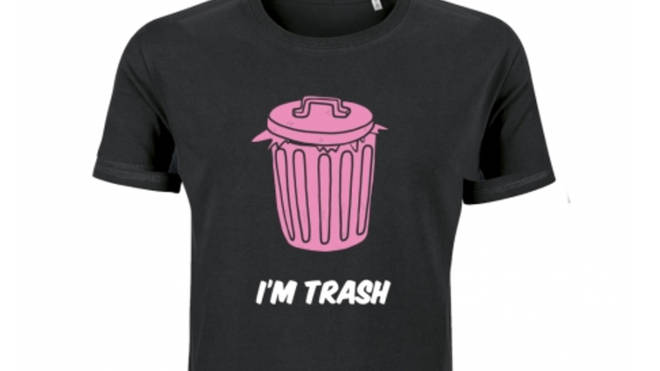 PopBuzz Trash T-Shirt