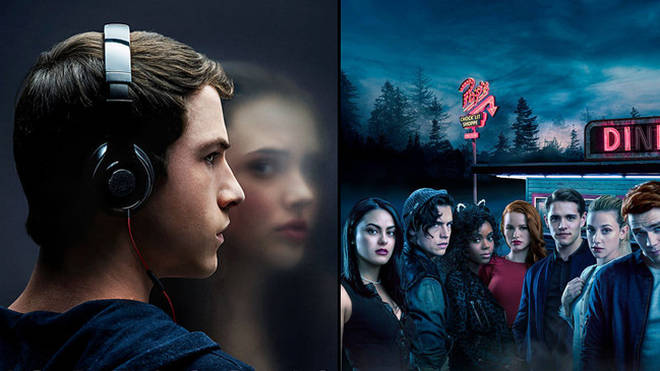 '13 Reasons Why', 'Riverdale'