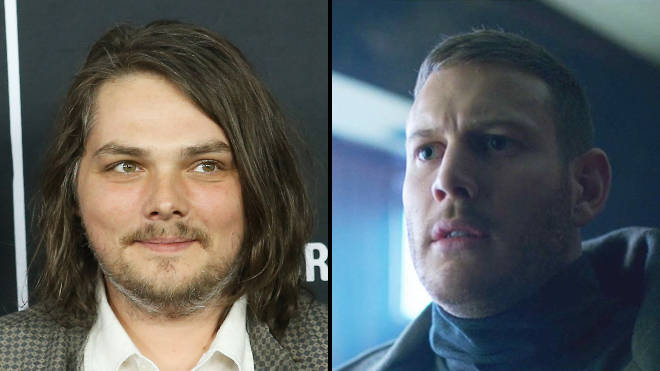 Umbrella Academy: Gerard Way's body issues inspired Luther (Number 1)