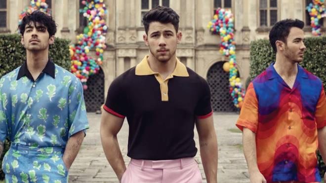 Jonas Brothers Sucker new song
