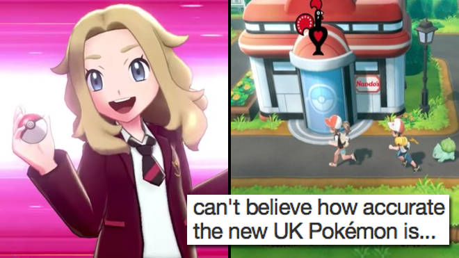 British Pokémon memes inspired by Sword and Shield's Galar region