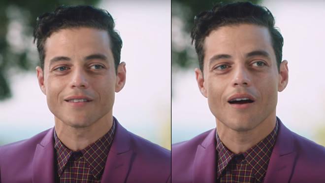 Rami Malek  I'm a fan meme