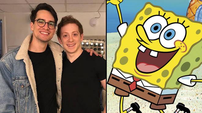 Brendon Urie, Spongebob
