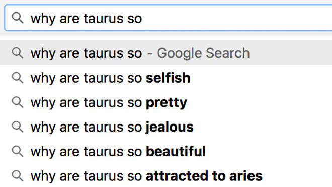 Why are Taurus so - Zodiac star sign challenge meme