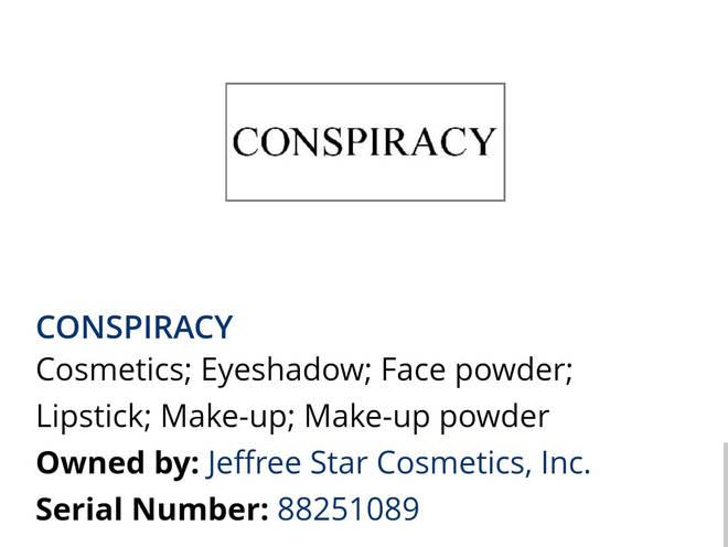 shane dawson conspiracy palette jeffree star