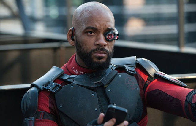 Will Smith as Deadshot in 'Suicide Squad'.
