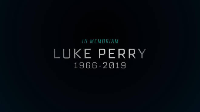 Riverdale's tribute to Luke Perry was simple but incredibly emotional