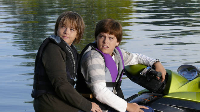 Cole and Dylan Sprouse, The Kings Of Appletown
