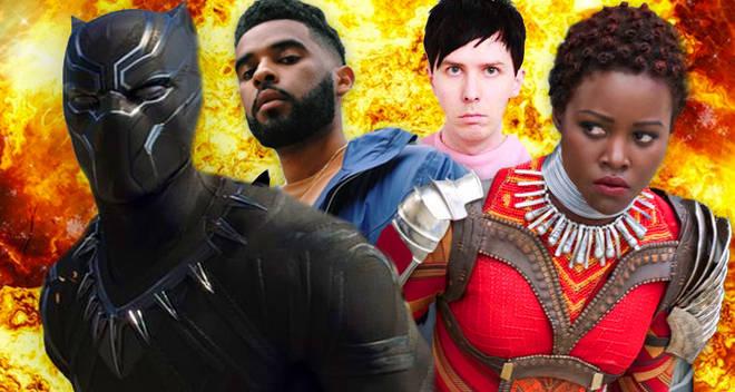 Black Panther YouTuber quiz
