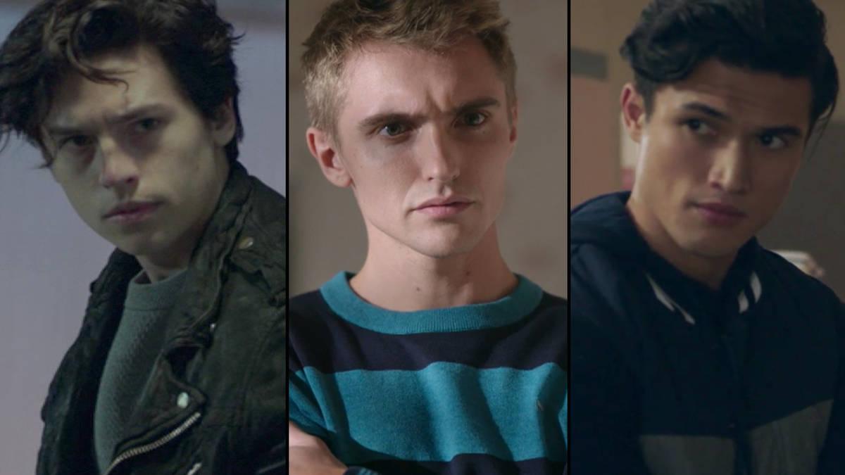 Three Huge Riverdale Actors Were In American Horror