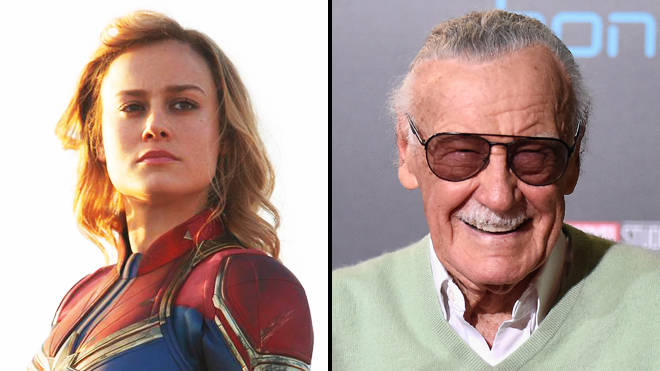 Captain Marvel: Stan Lee cameo and credits tribute explained