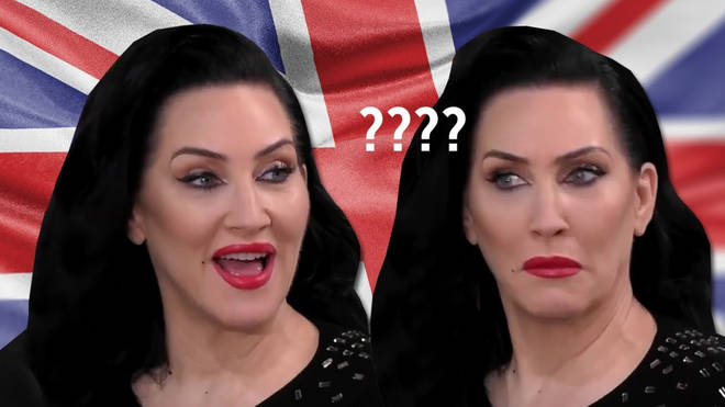 Michelle Visage takes The Ultimate British Quiz