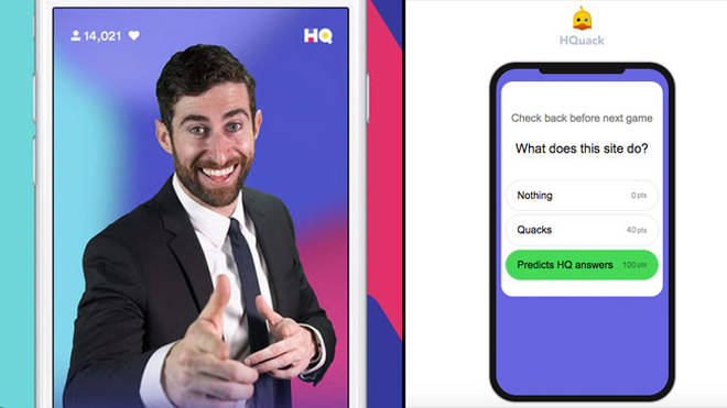 Here's How To Cheat At HQ Trivia While You Play