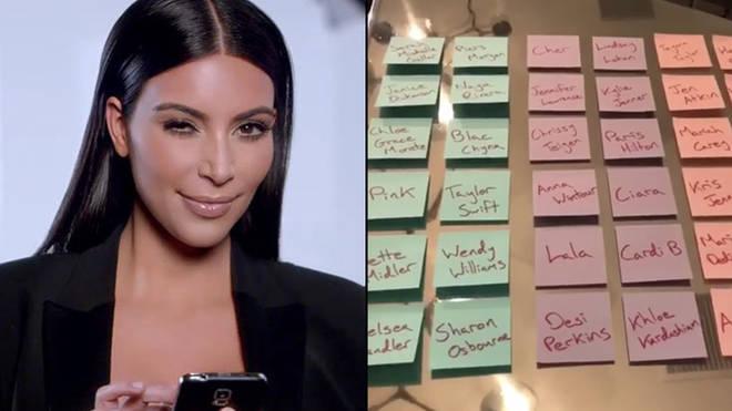 Kim Kardashian's Enemies