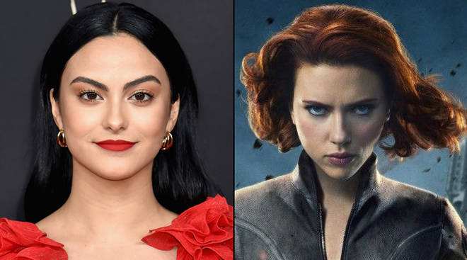 Camila Mendes is reportedly being considered for a role in Black Widow