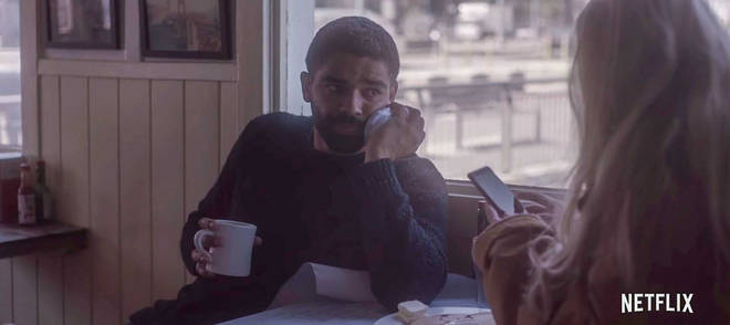 Kingsley Ben-Adir in The OA season 2