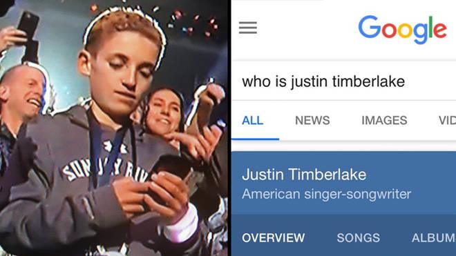 Selfie Kid, Super Bowl, Justin Timberlake, Meme