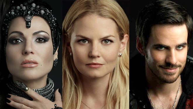 Once Upon A Time Cancelled ABC