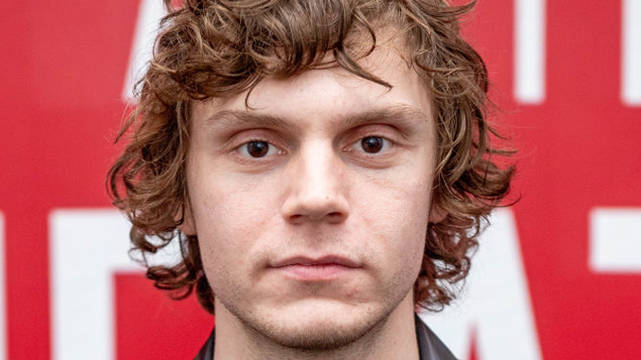 "Evan Peters says he's ""going to take a break"" after a ""full-on burnout"""