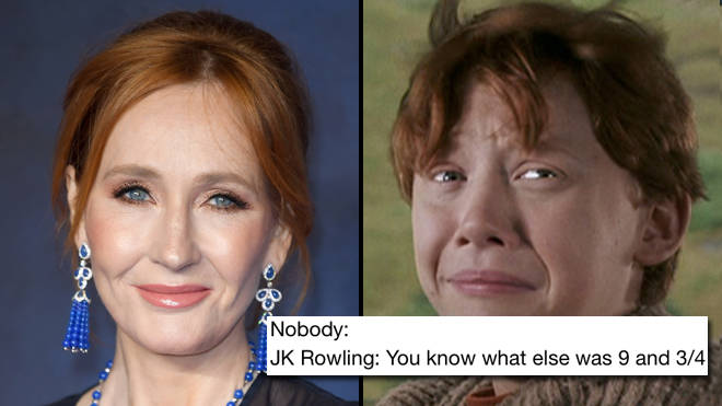 JK Rowling memes are making Harry Potter explicit and it's all thanks to Dumbledore and Grindelwald