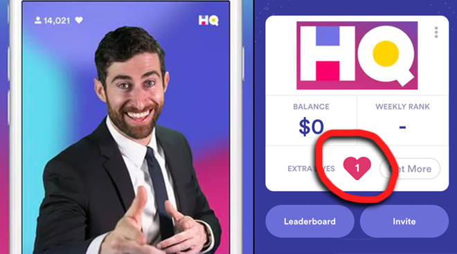 HQ Trivia Extra Lives For Free Hack