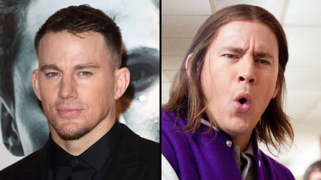 Channing Tatum just dyed his hair blonde