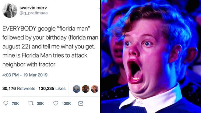 Florida Man challenge: What is it and how do you do it?