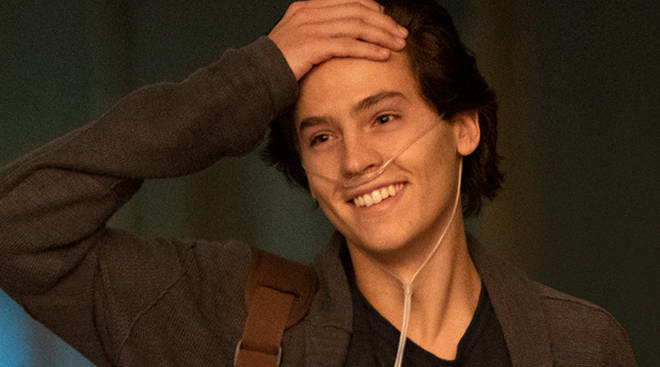 Cole Sprouse as Will Newman in Five Feet Apart