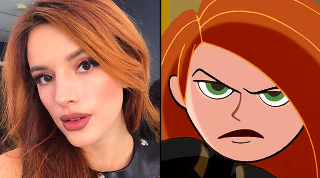 Bella Thorne Kim Possible