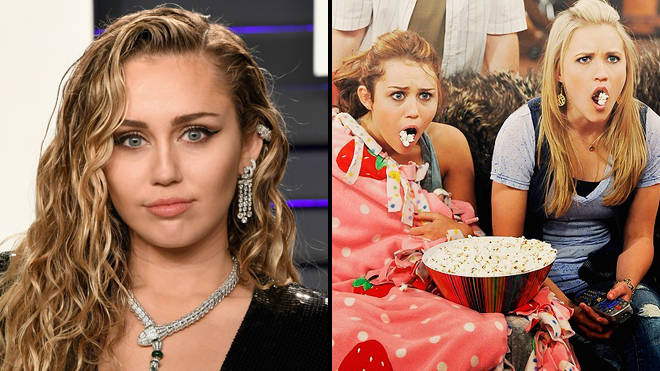Miley Cyrus appears to confirm that a Hannah Montana reboot is in the works