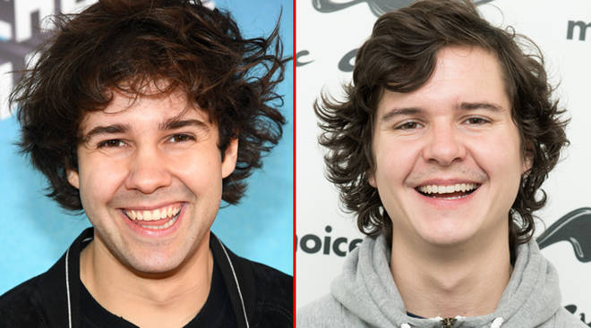 Fans think David Dobrik's celebrity doppelgänger is singer Lukas Graham
