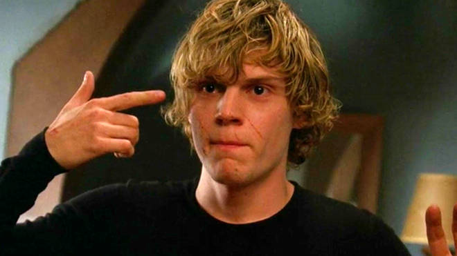 American Horror Story Tate Langdon Murder House