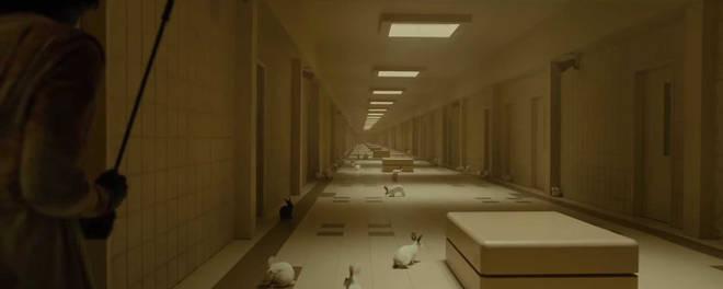 Us Movie symbolism rabbits