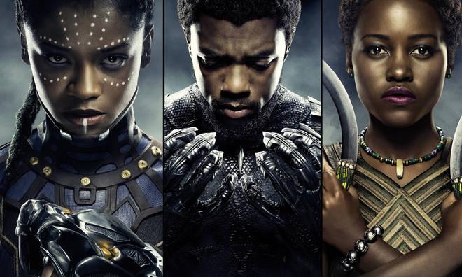 Black Panther asset