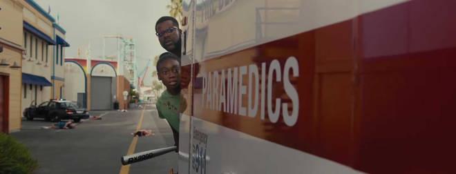 Us Movie Ambulance