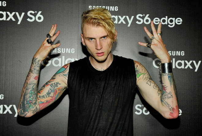 Machine Gun Kelly Album Listening Party