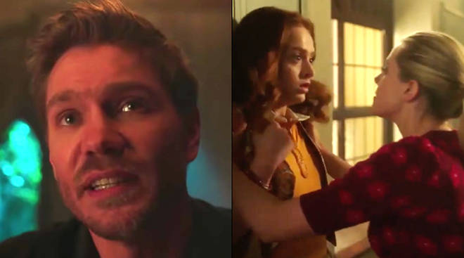 What happens in Riverdale 3x18?