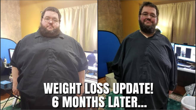 Boogie2988 before and after