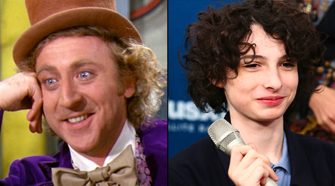 Willy Wonka Finn Wolfhard