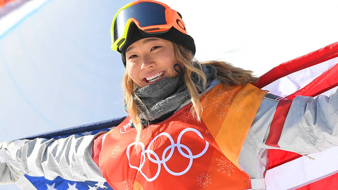 Chloe Kim Snowboarder