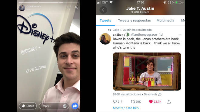 Wizards of Waverly Place reboot: David Henrie Disney meeting, Jake T. Austin retweet